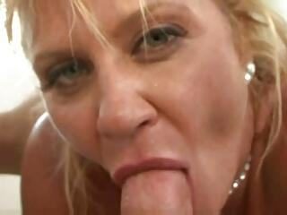 Hot Mature Blonde Cougar - Ginger Lynn